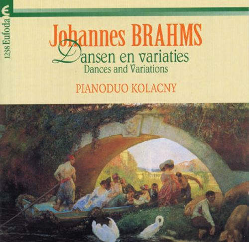 Brahms: Dances and Variations