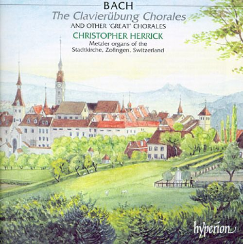 Bach: The Claiverübung Chorales