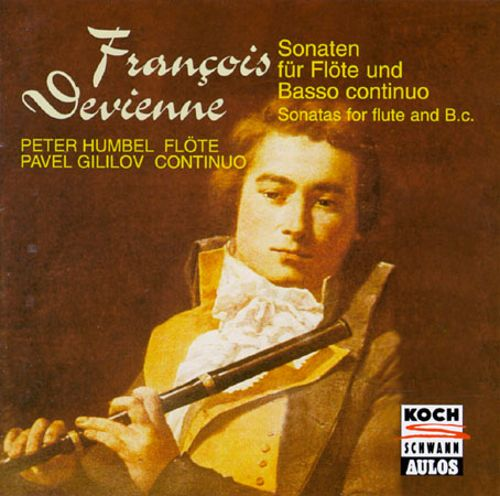 Devienne: Six Sonatas for Flute and Basso continuo