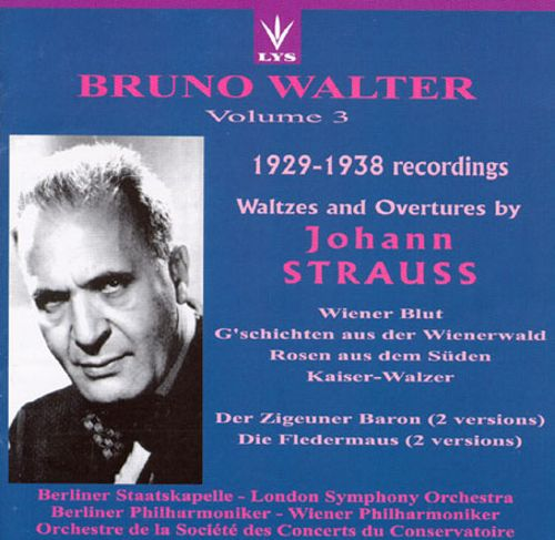 Strauss: Waltzes and Overtures