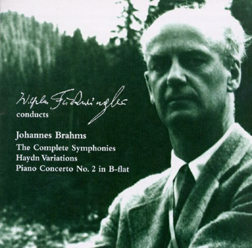 Brahms: The Complete Symphonies; Haydn Variations; Piano Concerto No. 2 in B flat