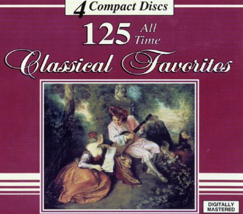 125 All Time Classical Favorites