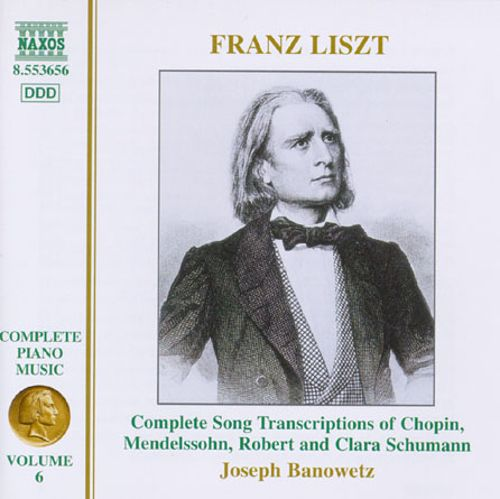 how franz liszt's transcriptions shaped the Franz liszt: artist:  michele campanella is already known to such connoisseurs as a liszt player of the highest distinction, who has played the composer's music .