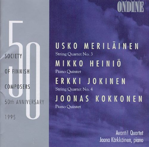 Society of Finnish Composers 50th Anniversary (1995)