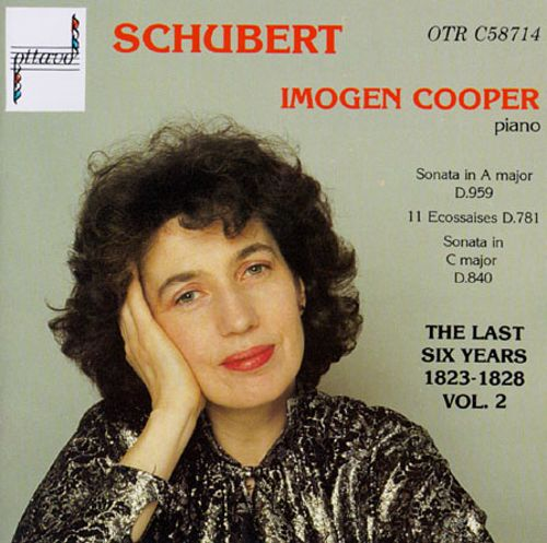 Schubert: The Last Six Years 1823-1828, Vol. 2