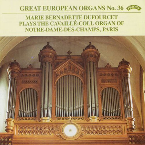 Great European Organs, No.36