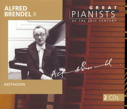 Great Pianists of the 20th Century: Alfred Brendel 2