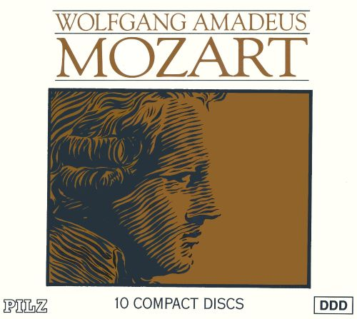 Wolfgang Amadeus Mozart (Ten-Disc Set)