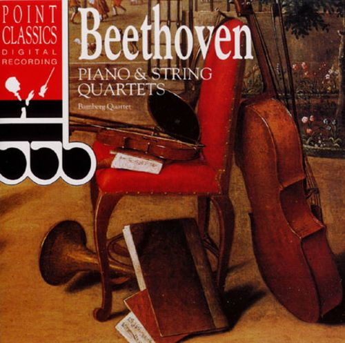 Beethoven Piano & String Quartets