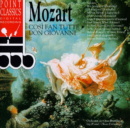 Mozart: Arias from
