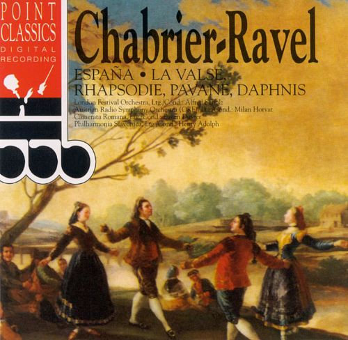 Chabrier and Ravel