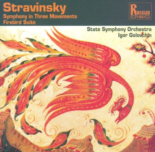 stravinsky the firebird suite an The firebird (french: l'oiseau de feu russian: жар-птица, translit zhar-ptitsa) is a ballet and orchestral concert work by the russian composer igor stravinsky.