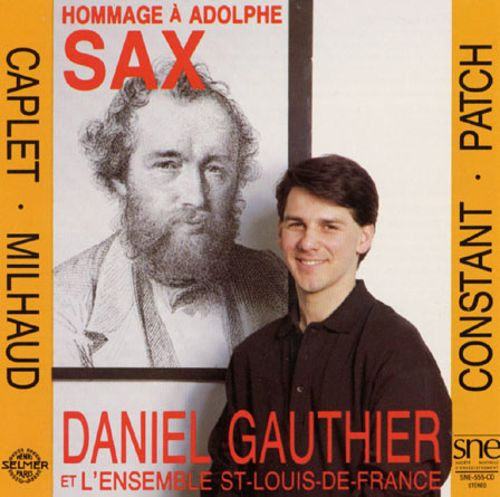 Hommage a Adolphe Sax