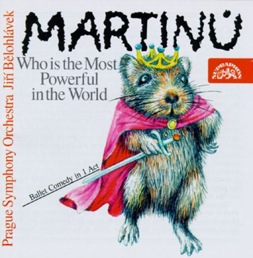 Martinu: Who is the Most Powerful in the World