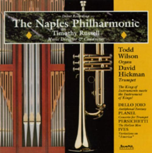 Ives: Variations on a National Hymn kx3; Persichetti: Hollow Men Op25