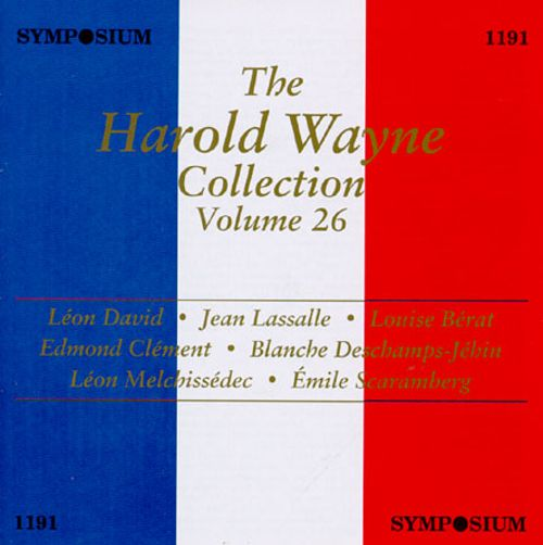 The Harold Wayne Collection, Vol. 26