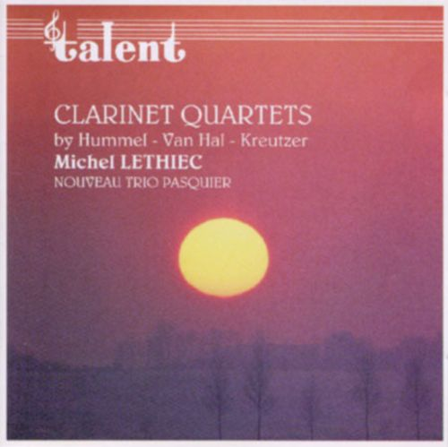 Clarinet Quartets