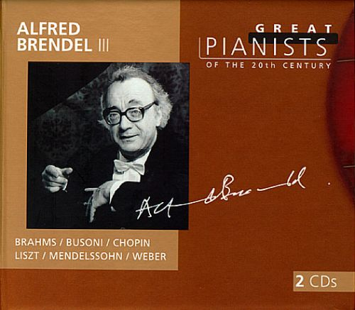 Great Pianists of the 20th Century: Alfred Brendel 3