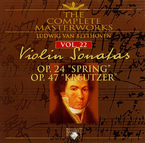 Beethoven: The Complete Masterworks, Vol. 22