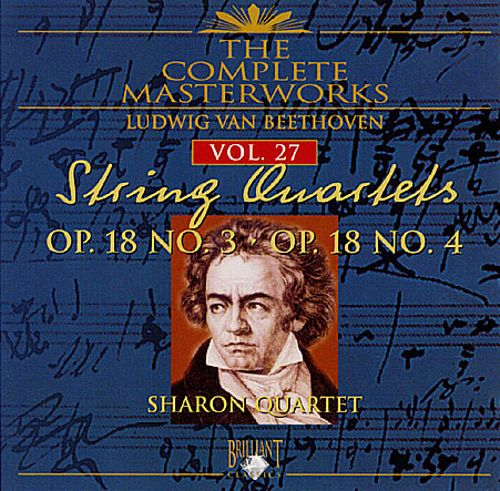 Beethoven: The Complete Masterworks, Vol. 27