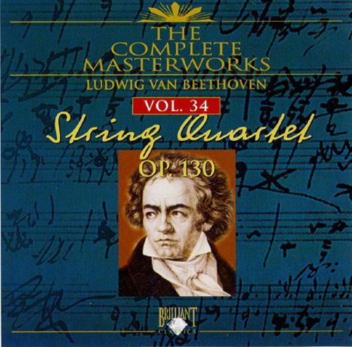 Beethoven: The Complete Masterworks, Vol. 34