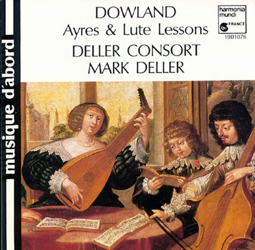 Dowland: Ayres & Lute Lessons