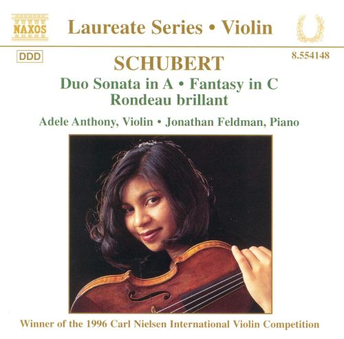 Schubert: Music for Violin and Piano