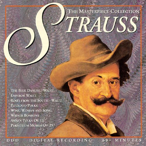 The Masterpiece Collection: Strauss