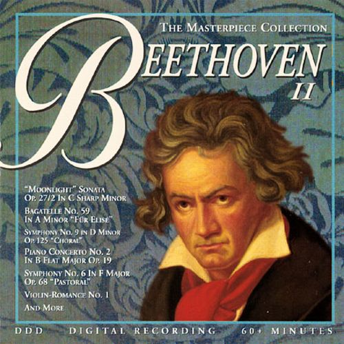 The Masterpiece Collection: Beethoven, Vol. 2