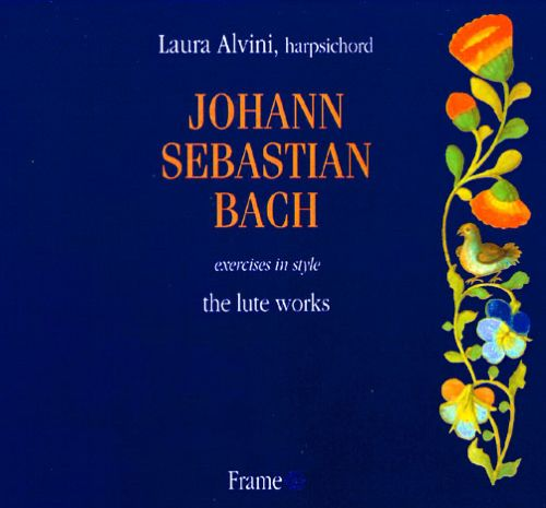 J.S. Bach: The Lute Works