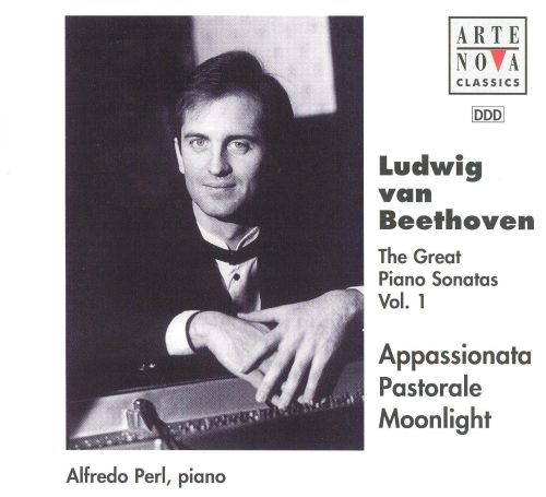 Beethoven: The Great Piano Sonatas, Vol. 1