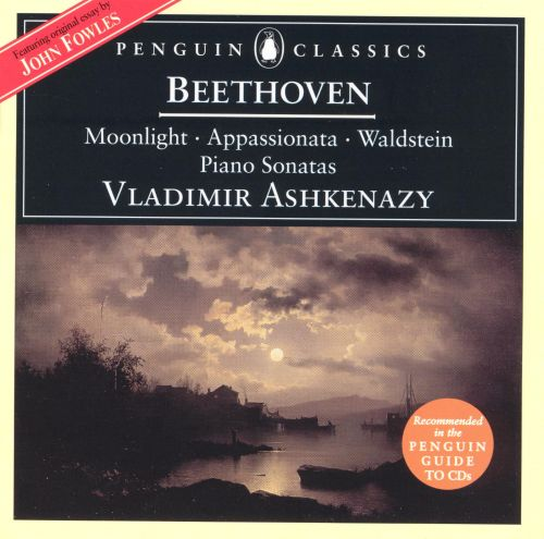 Beethoven: The Moonlight, Appassionata & Waldstein Piano Sonatas