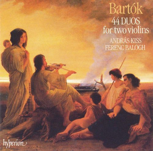 Bartók: 44 Duos for two violins