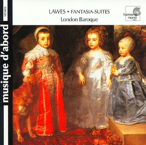 6fc5b432e Lawes  Fantasia-Suites - London Baroque