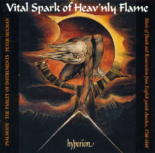 Vital Spark of Heavenly Flame