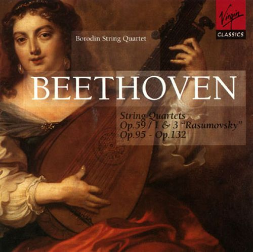Beethoven: String Quartets Op. 59/1 & 3