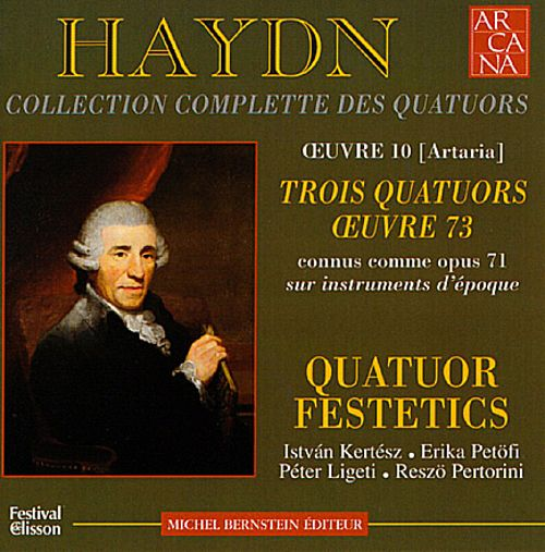 String Quartet No. 55 in D major, Op. 71/2, H. 3/70
