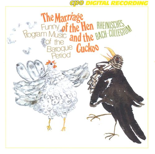 the marriage of the hen and the cuckoo funny program music of the