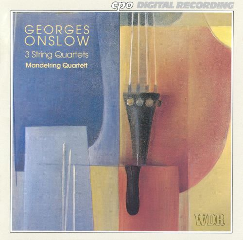 Georges Onslow: String Quartets Op. 9 & 47