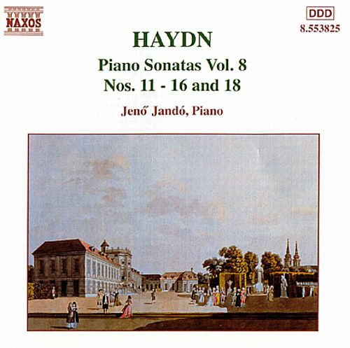 Haydn: Piano Sonatas Vol.8