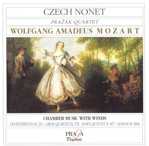Mozart: Chamber Music with Winds