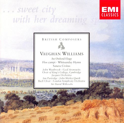 Vaughan Williams: Flos Campi; Sancta Civitas