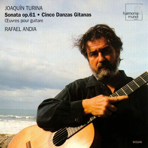 Turina: Works for guitar