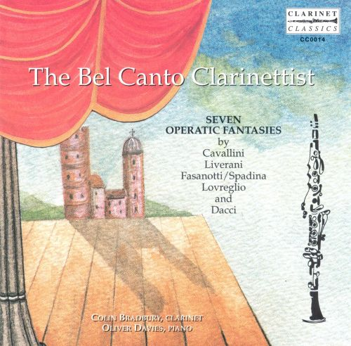 The Bel Canto Clarinettist