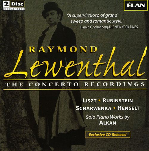 Raymond Lewenthal: The Concerto Recordings