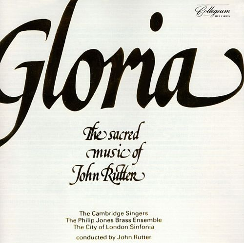 John Rutter - City Of London Sinfonia City Of London Sinfonia The Te Deum And Other Church Music