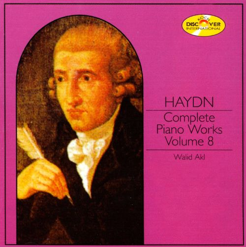 Haydn: Complete Piano Works, Vol. 8