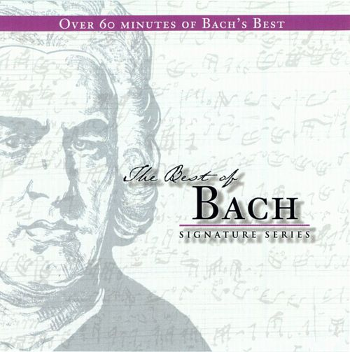 The Best of Bach [St. Clair]