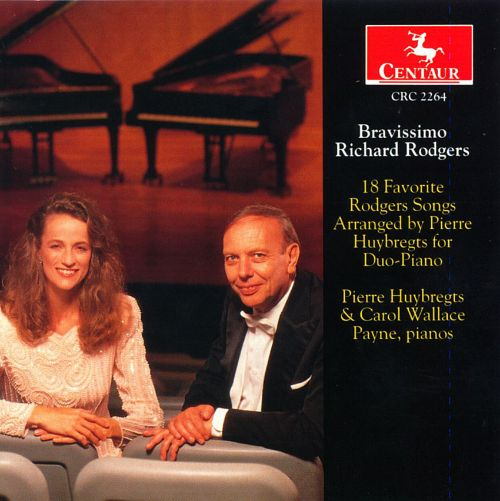 Rodgers: Works for 2 pianos