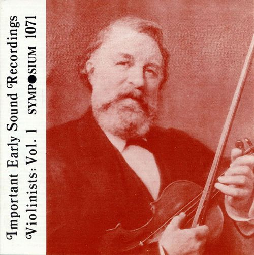 Great Violinists, Vol.1